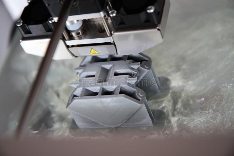 3D打印机 图库摄影