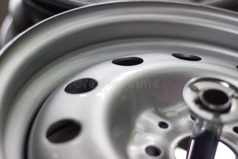 3d汽车图标体育运动轮子 库存照片