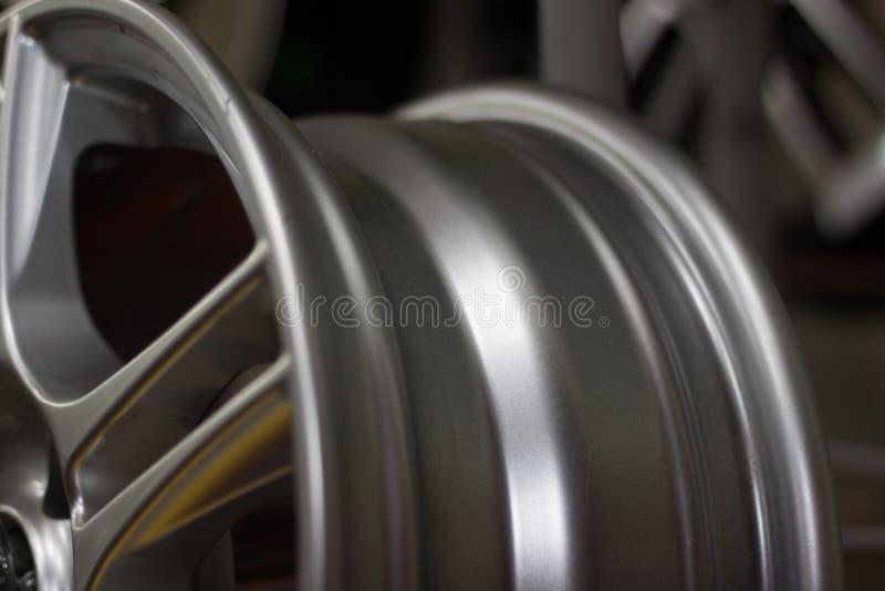 3d汽车图标体育运动轮子 免版税库存照片