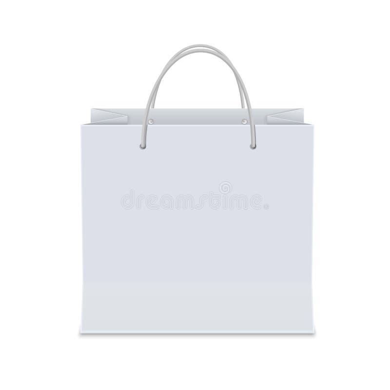 3d袋子美好的尺寸形象例证购物的三非常 皇族释放例证
