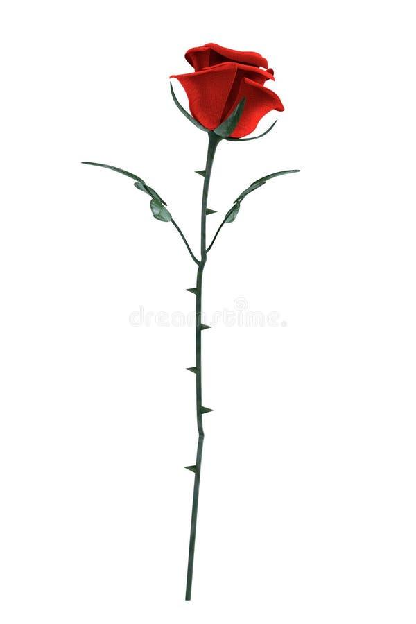 3d представляют цветка бесплатная иллюстрация