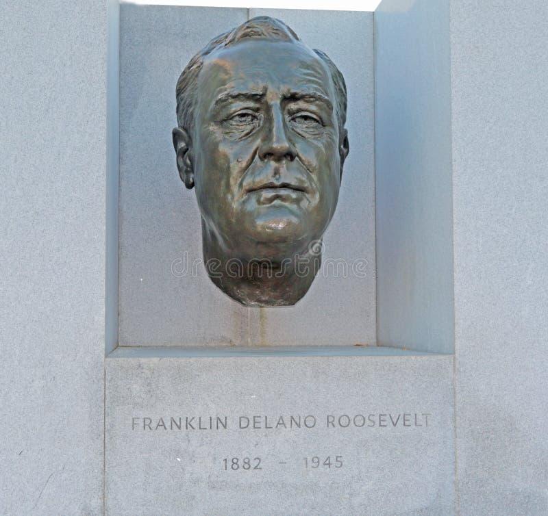 d Франклин Роосевелт Парк свобод Рузвельта 4 стоковое фото rf