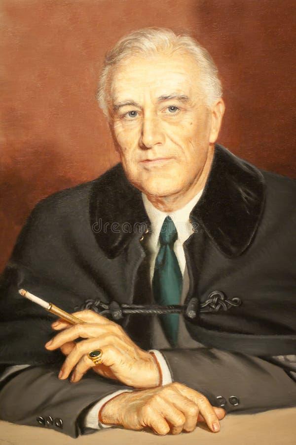 Download D Франклин Роосевелт редакционное фотография. изображение насчитывающей сенатор - 15784502