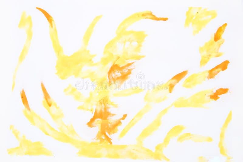 ??3D?? 与由戏剧黏土做的指纹的抽象背景 马赛克色的背景 免版税图库摄影