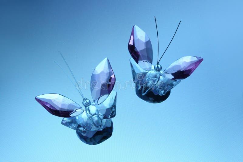 3d蝴蝶v1 免版税图库摄影
