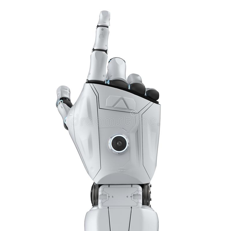 Пункт руки робота