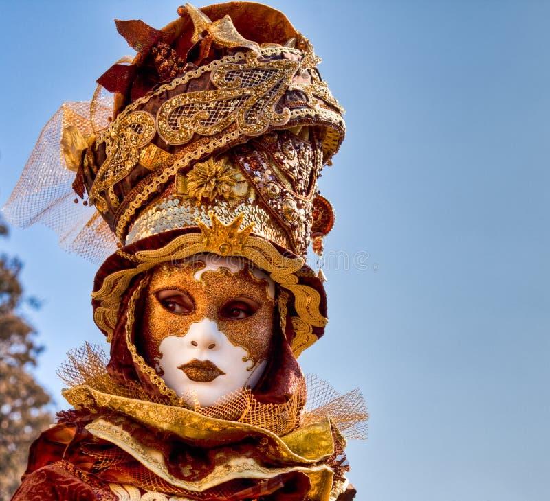 D Annecy 2012 de Venitien do carnaval fotos de stock royalty free