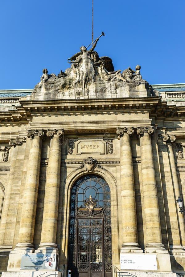D'Art et d'Histoire de Musée à Genève image libre de droits