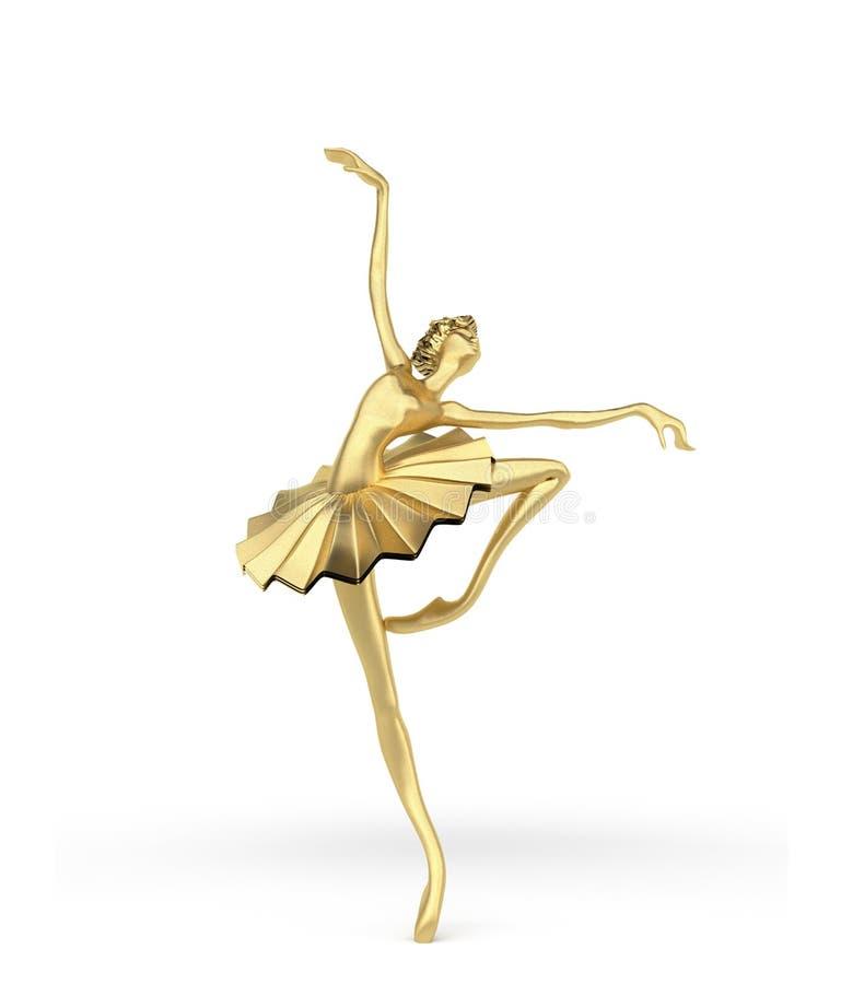 3d bailarina 4 fotos de archivo libres de regalías
