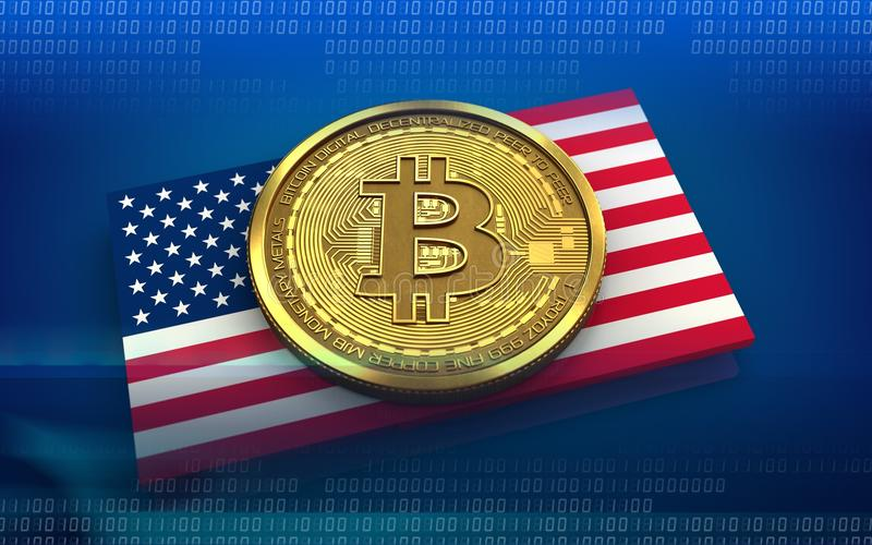 usa and bitcoin