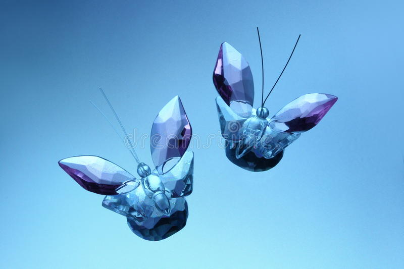 3d butterfly v1 royalty free stock photography