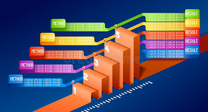Download 3d Chart Stock Image - Image: 33336081