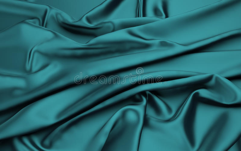 3d cloth, abstract fabric background vector illustration