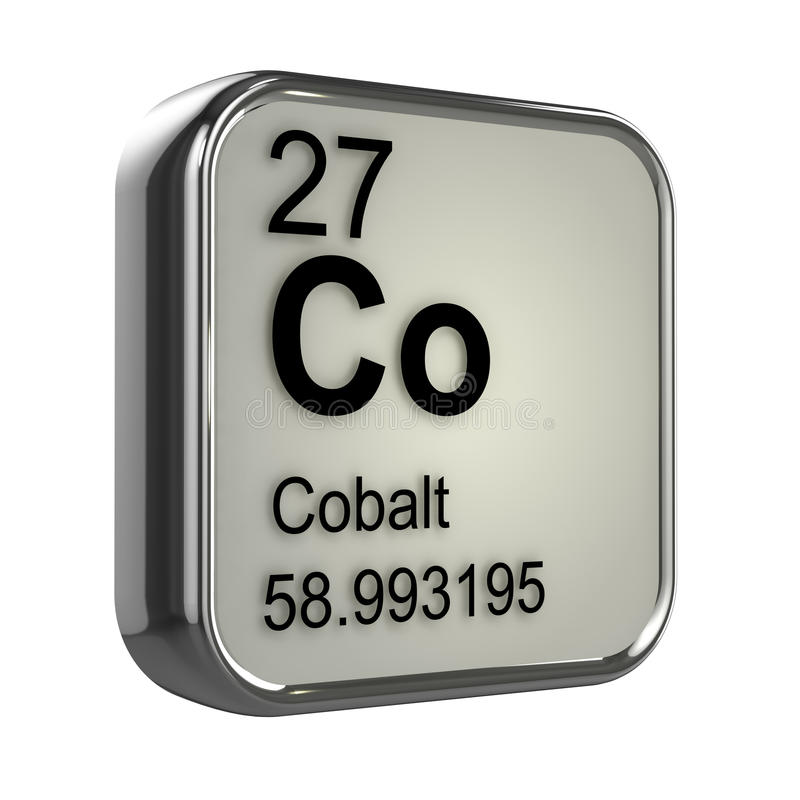 a research on cobalt as the 27th element on the periodic table Elements of the periodic table  the following four elements, phosphorus, cobalt, platinum, and nickel will be released at the american chemical society meeting in .