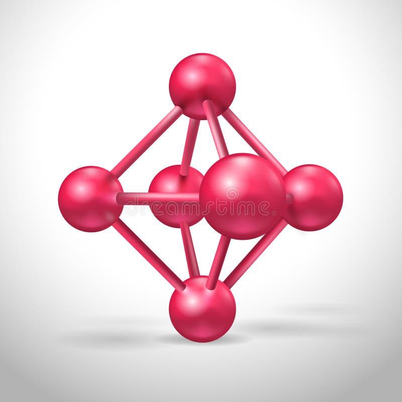 3d conceptenillustratie Vector Malplaatje vector illustratie