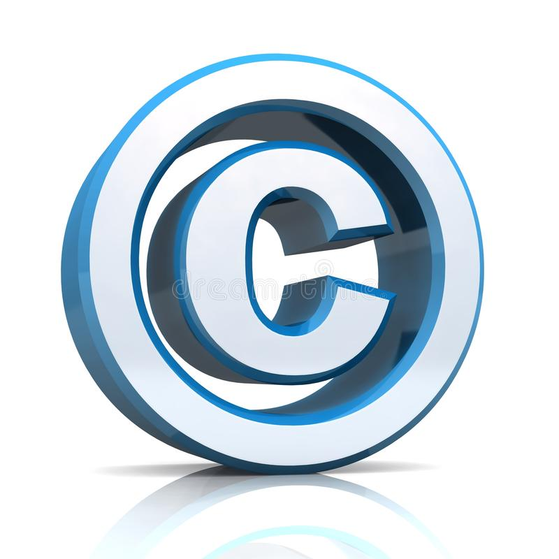 how to create the copyright symbol