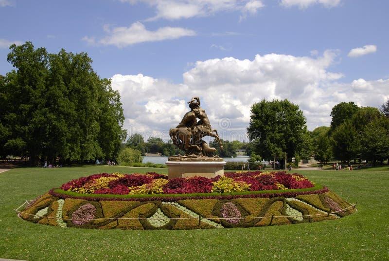 d'Or del Parc de la Tête immagine stock
