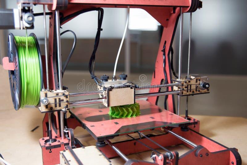 3D drukarka - FDM druk zdjęcia royalty free