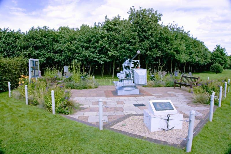 D E M S-trädgård av minnet royaltyfri fotografi