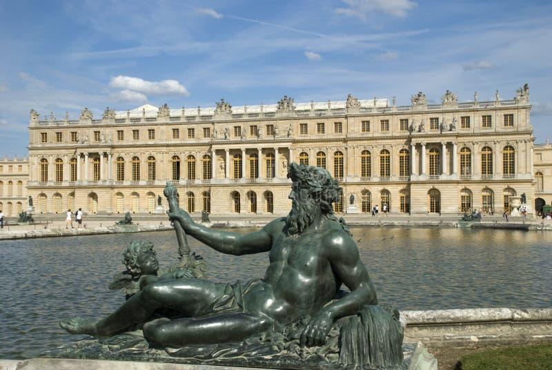 d'Eau de Parterre de Versailles photo libre de droits