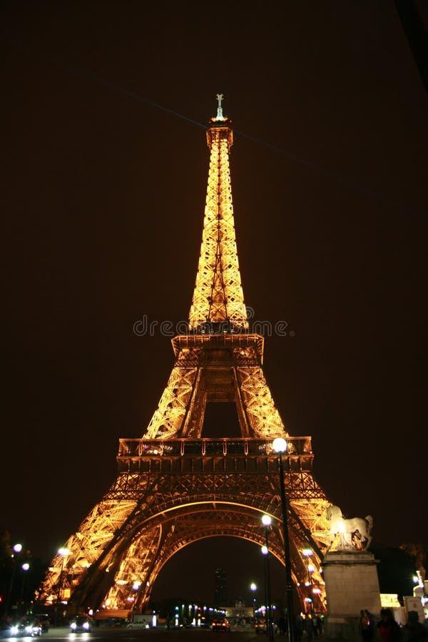 d Eiffel wycieczka turysyczna zdjęcia royalty free