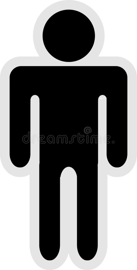 Download Dżentelmen ikony ilustracja wektor. Obraz złożonej z grafit - 35705