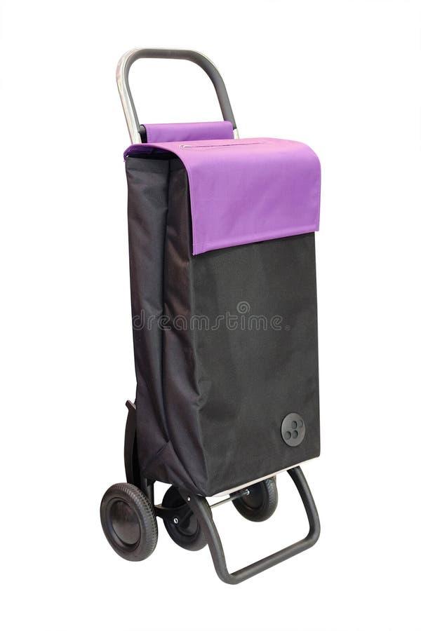 3 d formie wymiarowej bagaże piękną zakupy ilustracyjny trzech bardzo obraz stock