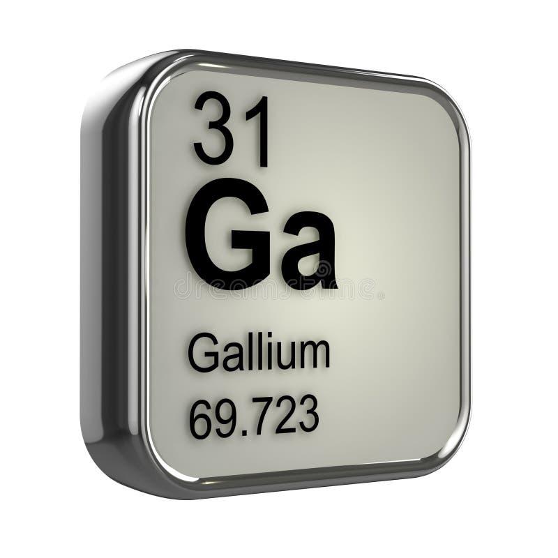 3d gal element ilustracji