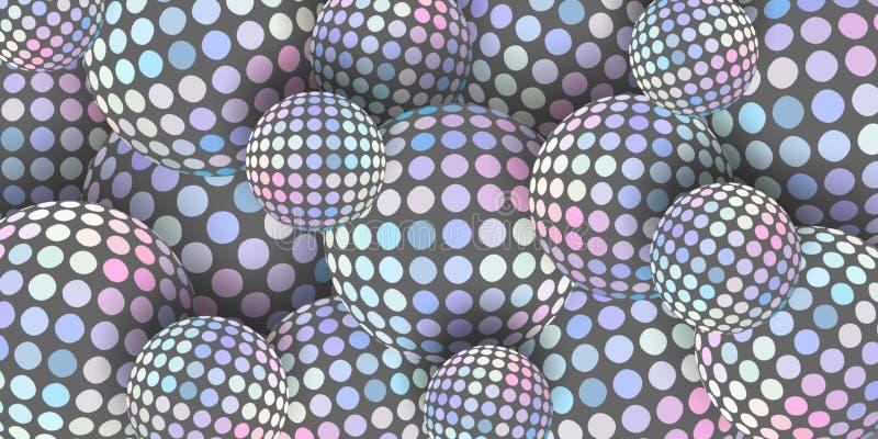 3d gebieden grafische abstractie Creatieve lichtgrijze blauwe roze mozaïekachtergrond vector illustratie