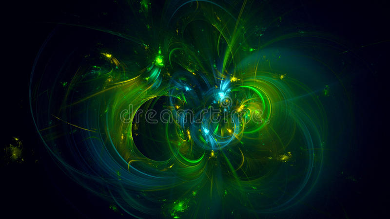 3D generated fractal abstract light background. 3D generated colored fractal abstract light background ideal for photoshop overlay or for banner vector illustration