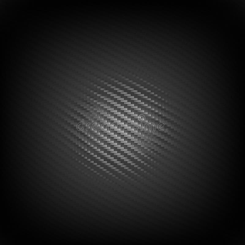 3d geometrische achtergrond royalty-vrije illustratie