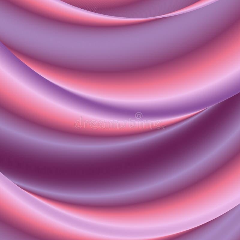 3d golvende achtergrond Dynamisch effect Abstracte Illustratie Het malplaatje van het ontwerp Modern patroon vector illustratie