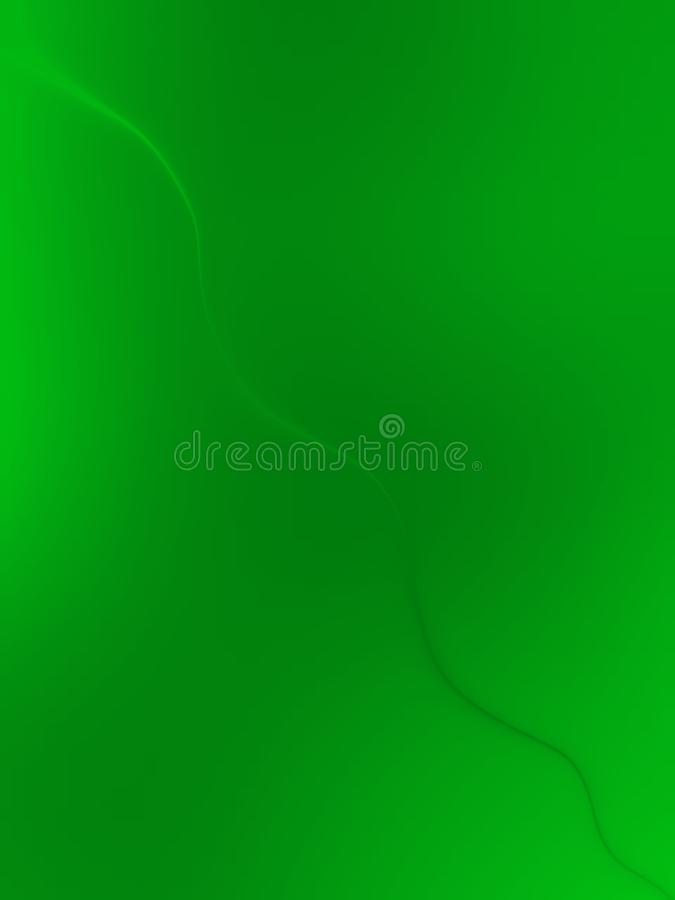 3 D Green Abstract shaded wave line blur background template wallpaper. This background is uses for phone and laptop wallpaper screen cover banners and book stock photos