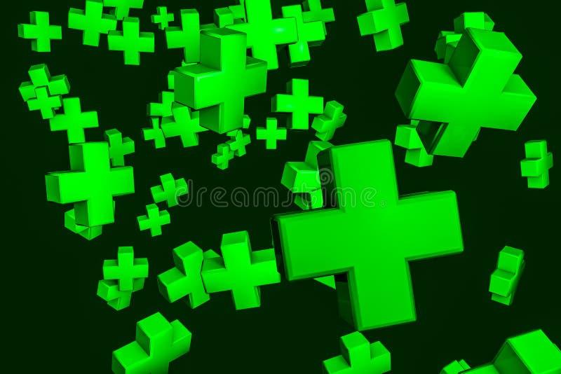 Green crosses акции ао магнит