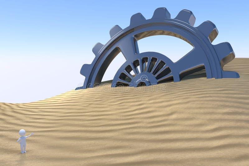 3D homme - technologie de découverte