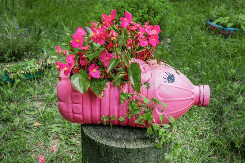 Reuse Of Plastic  D I Y Plastic Bottle For Children, Crafts