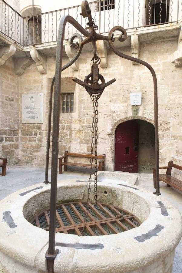 D'If del castillo francés, Marsella, Francia imagen de archivo libre de regalías