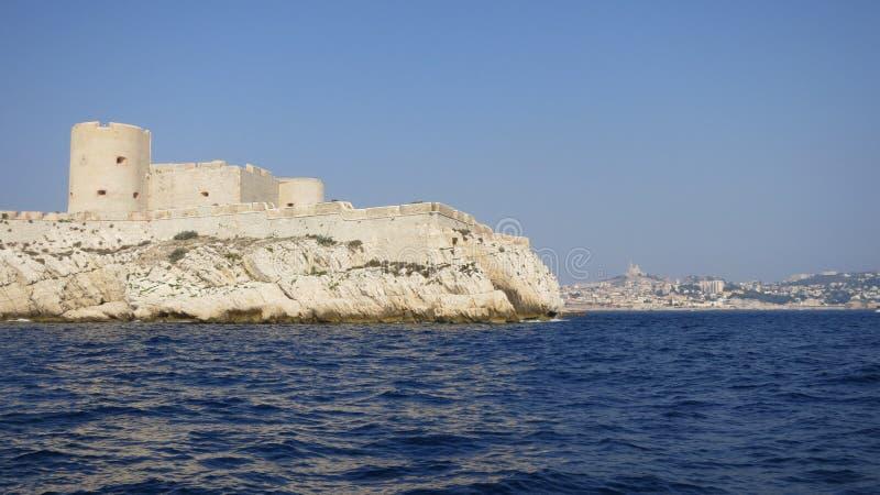 Download D'If do castelo imagem de stock. Imagem de rocha, castelo - 26522405