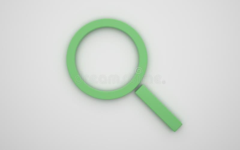 3d ikona zdjęcie stock
