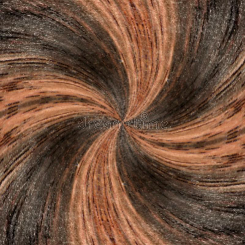 3d illustration. Abstract image of a wooden surface of a tree stock illustration