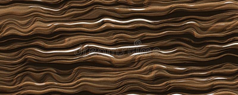3d illustration oak root background royalty free illustration