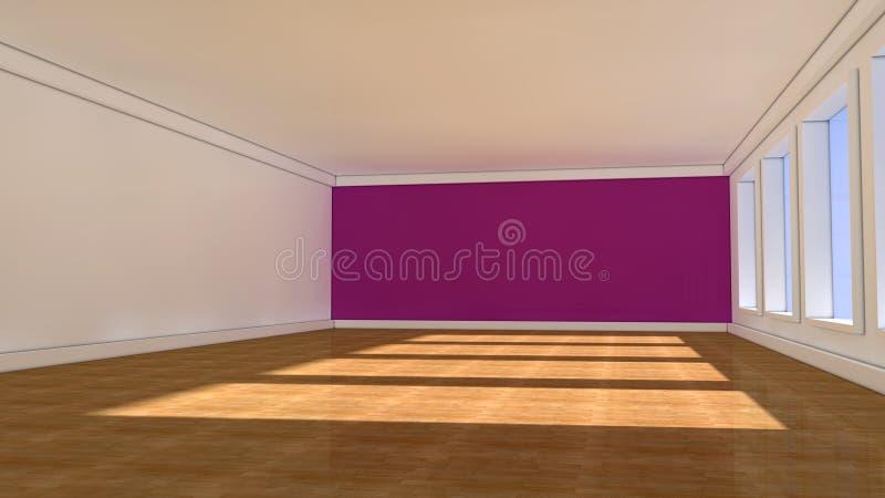 3d Interior Stock Image