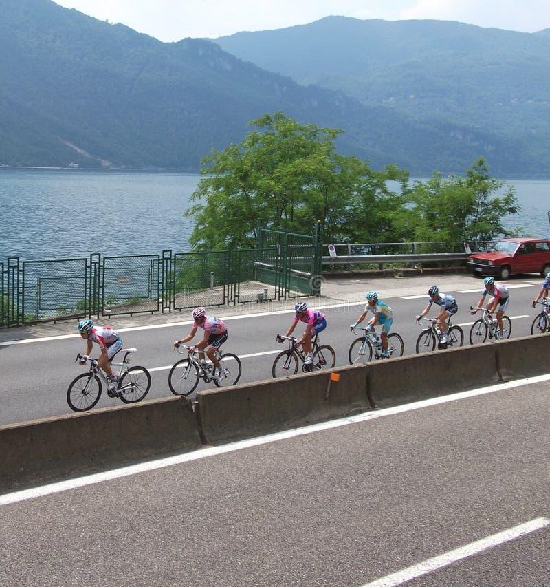 d'Italia 2011 del giro foto de archivo