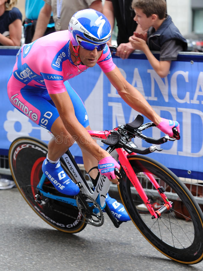 d'Italia 2012 do Giro - Joaquim Rodriguez fotografia de stock royalty free