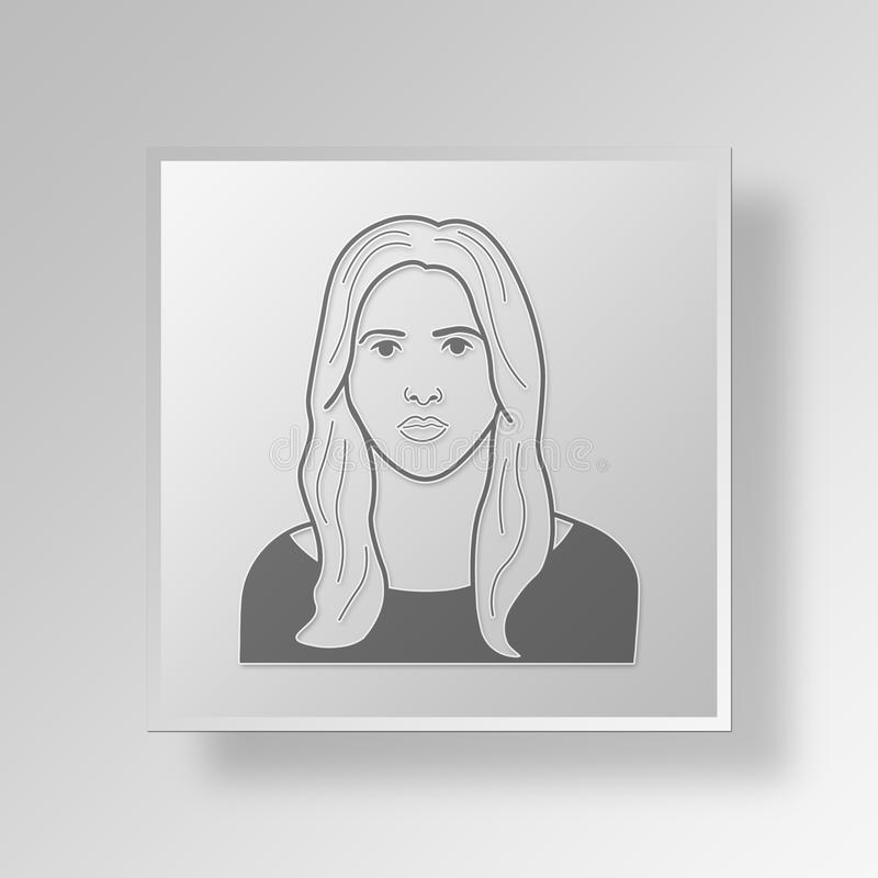 Download 3D Ivanka Trump Button Icon Concept Stock Abbildung - Illustration von internet, abzeichen: 90231920