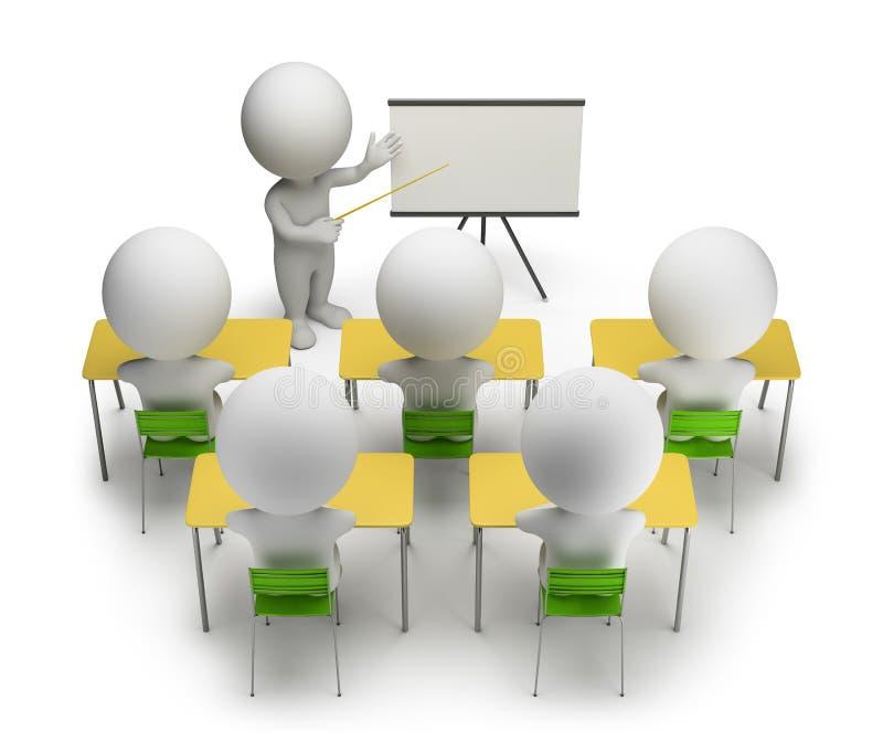 3d kleine mensen - trainingscursussen