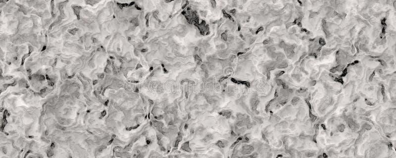 3d korala ściany tekstury ilustracyjny biały tło royalty ilustracja