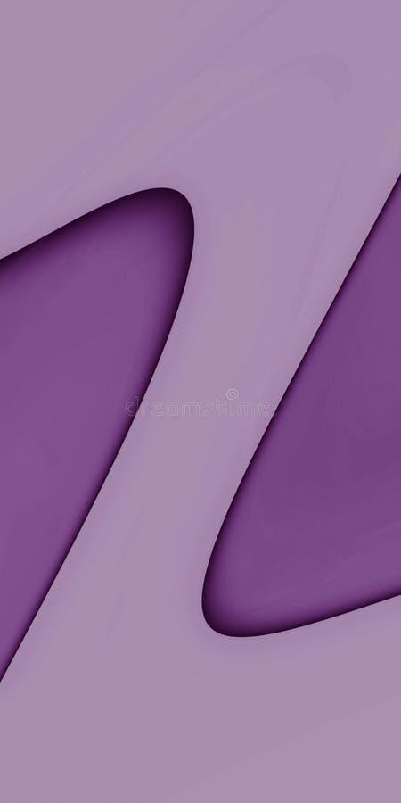 3D Letter Z in violet color stock images