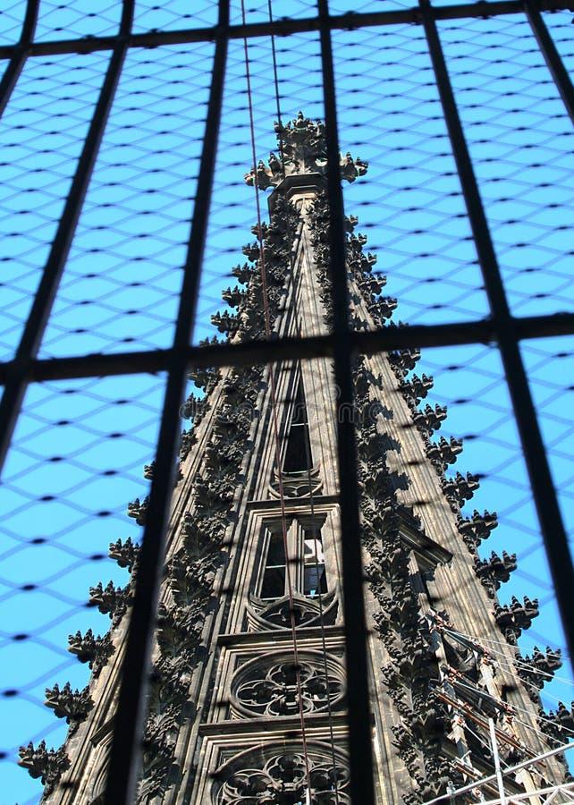 Dôme cologne-JE-Allemagne photographie stock libre de droits