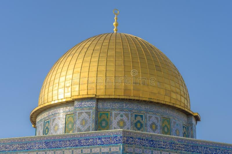 Download Dôme De La Roche Dans La Vieille Ville De Jérusalem Photo stock - Image du details, religion: 87708120